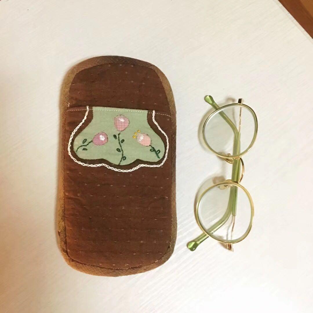 眼镜保护袋