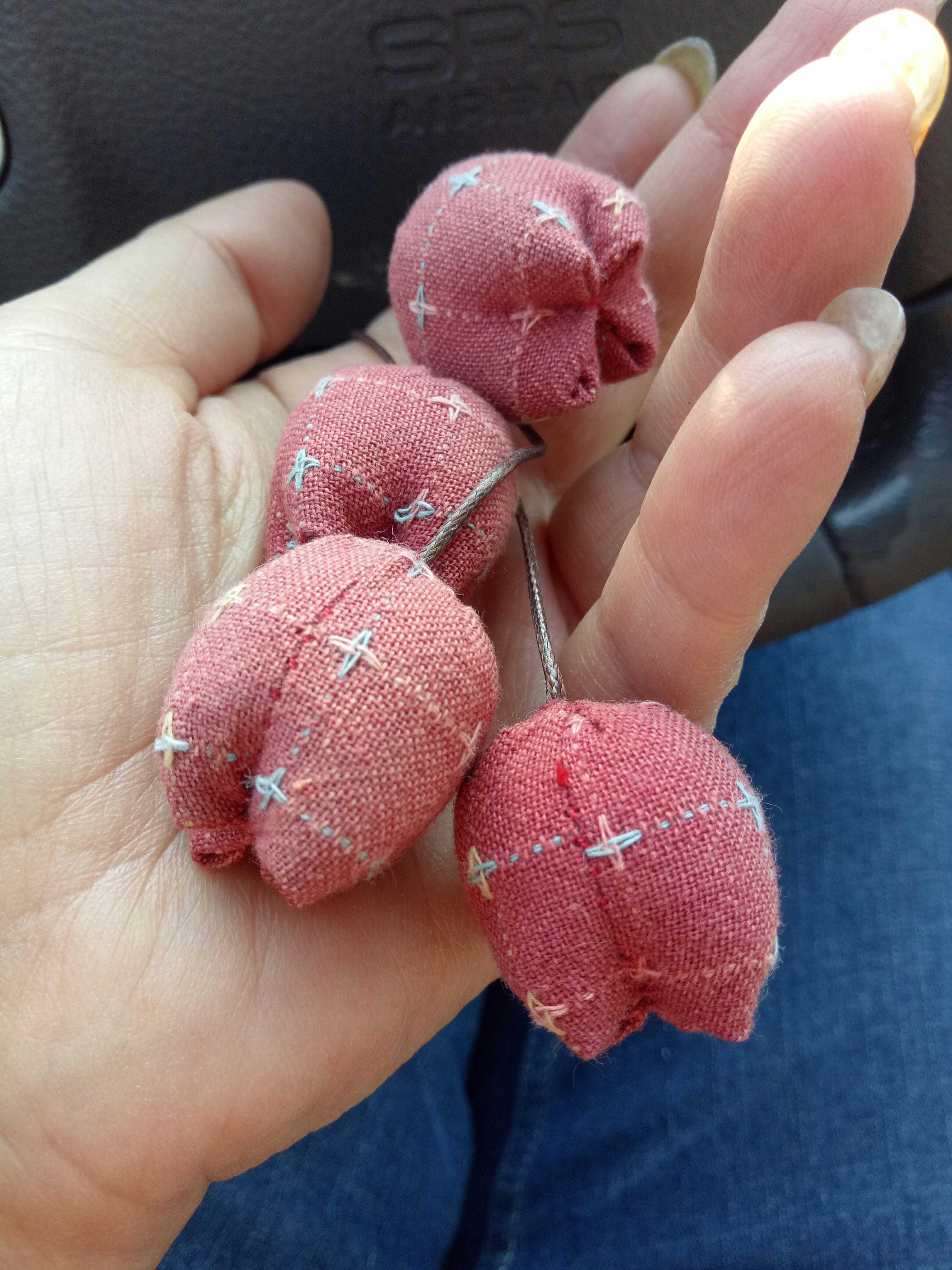 红果果拼布