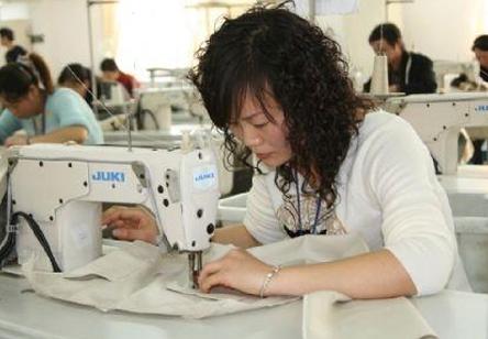 针织服装正确缝制方法