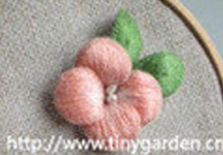 刺绣花园教程
