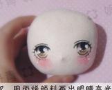 【姽婳丹青原创教程】布娃娃表情绘法