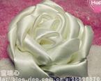 缎带玫瑰花 制作教程