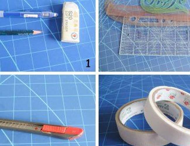 从零开始学布盒---布盒必备工具介绍