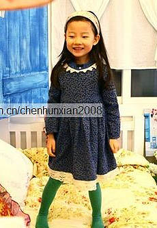 ◆布记得分享◆韩国妞妞的花裙子,有宝宝的大妞子可以学学哈