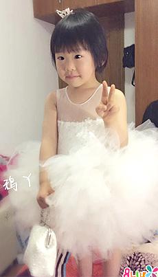 许你一个公主梦——美美哒蓬蓬裙