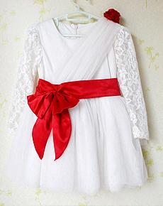 【琪蔓手作】又一款生日礼服-小仙子白纱裙 附细节图、show