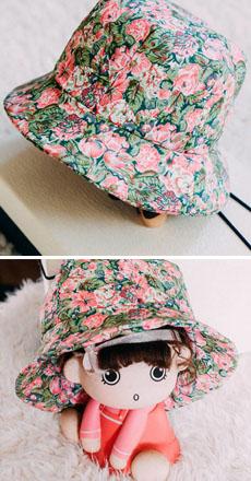 【林小布】——我的028  记录两顶帽子